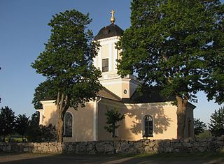 Fasterna Church