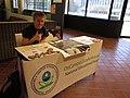 February, 2011 Indiana University ecoAmbassador spreads the word on radon awareness (5937105034).jpg