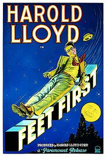 <i>Feet First</i> 1930 film