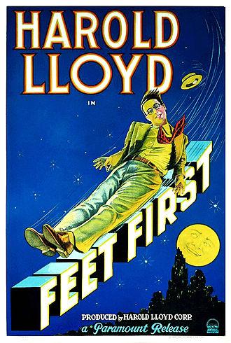 Feet First - Image: Feet First poster