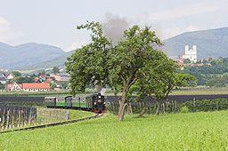 Feistritztalbahn at Weiz