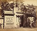 Felice Beato (British, born Italy - Exterior of the Tomb Depot, near Pekin, October 1860 - Google Art Project.jpg