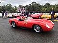 Ferrari with Jean Todt (Le Mans Classic 2014).jpg