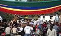 Festive activities at Besucherzentrum.jpg
