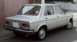Fiat 128 - Fiat 128 Special