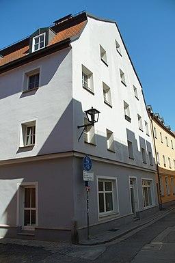 Fidelgasse in Regensburg