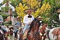 Fiestas Patrias Parade, South Park, Seattle, 2015 - 309 - the horses (21602467301).jpg