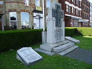 Finchley War Memorial war memorial in London
