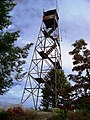 Fire tower on Ivy Knob - panoramio.jpg
