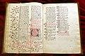 Firenze, della vita cristiana di s. agostino volgarizzato da andrea di s. gimignano e copiato da suor cleofe, 1490-1510 ca. (conv. soppr. 289) 01.jpg