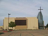 First Baptist Church, Wichita Falls, TX IMG 6919