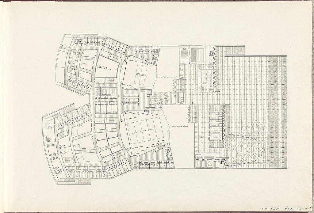 File:First Floor Plan (Sydney Opera House) (5373921522).jpg ...