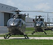 First Two Army National Guard UH-72A Lakotas 9 June 2008, Mississippi