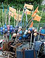 Fishing gear, Padstow - geograph.org.uk - 1287370.jpg