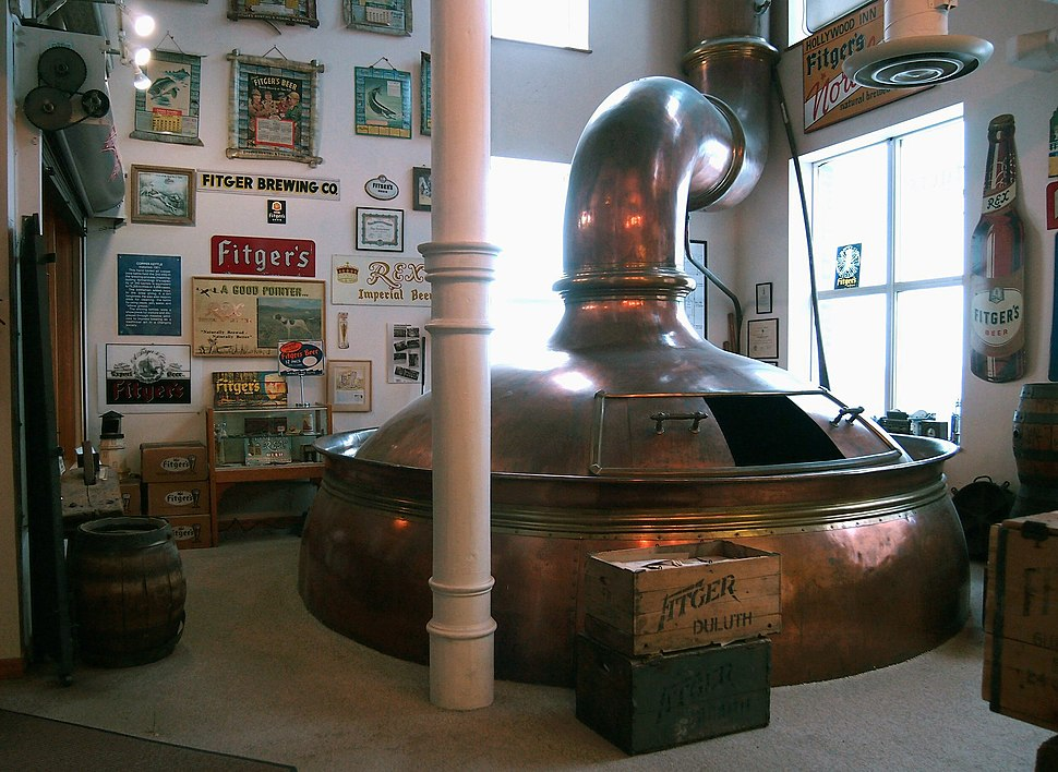 Fitger's Brewery Museum 02