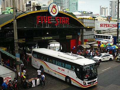 Five Star Bus Company - Wikipedia