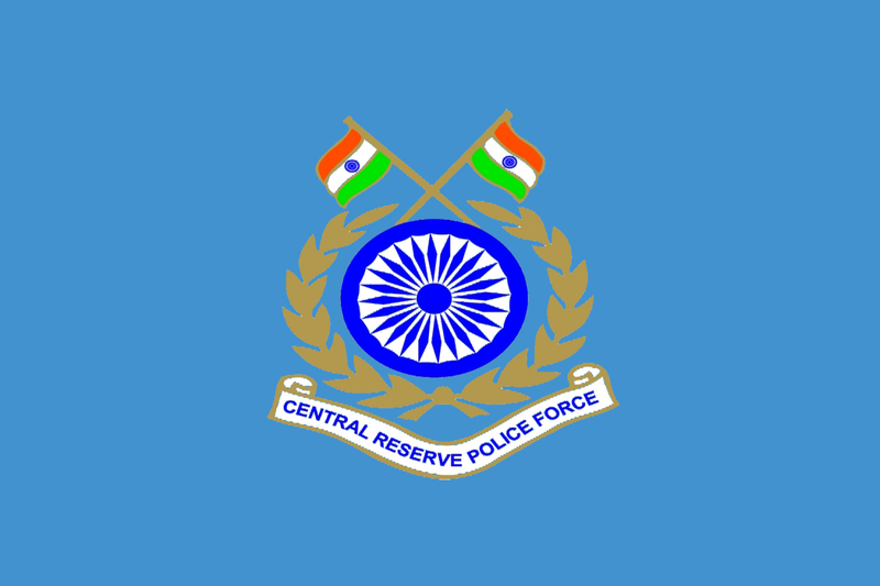 File:Flag of Central Reserve Police Forces.png