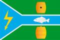 Flag of Kadui rayon (Vologda oblast) (2006-04).png