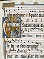 Flemish - Leaf from Antiphonary for Abbess of Sainte-Marie of Beaupre - Walters W760173R - Detail A.jpg
