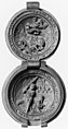 Flemish - Rosary Pendant Bead with Conversion of Saul and Execution of John the Baptist - Walters 618.jpg
