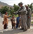 Flickr - The U.S. Army - Teaching the 'fist bump'.jpg