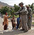 Flickr - The U.S. Army - Teaching the 'fist bump'.jpg