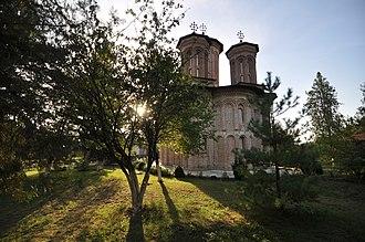 Snagov - Snagov monastery