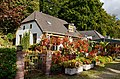 Flower decorations at a traditional farmhouse at 's Heerenberg at 7 October 2012 - panoramio.jpg