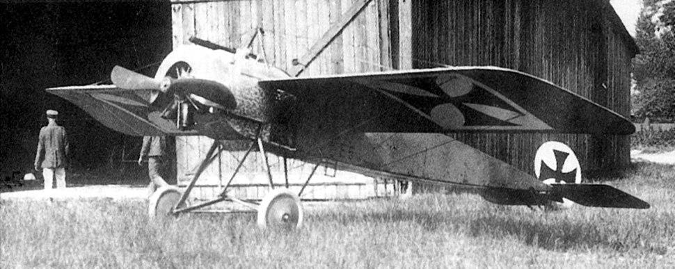 Fokker M5K-MG E5-15