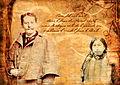 Folco de Baroncelli et Jacob White Eyes en 1906.jpg