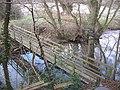 Footbridge, River Clun - geograph.org.uk - 1094146.jpg
