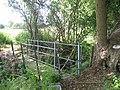 Footbridge near Postern Park - geograph.org.uk - 1344954.jpg