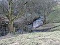 Footbridge over the River Noe - geograph.org.uk - 1185057.jpg