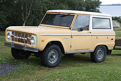 Ford Bronco (1974–1977)