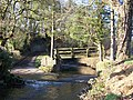 Ford and Footbridge over the River Gwili - geograph.org.uk - 1220692.jpg
