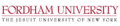 Fordham University text only logo.png