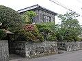 Former residence of umemura hospital , 旧梅村医院 - panoramio (2).jpg