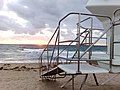 Fort Lauderdale beach lifeguard tower - panoramio.jpg