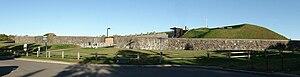 Lévis Forts - Image: Fort No 1, Lévis 01
