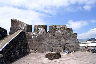 Fort of Negrito