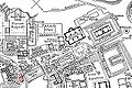 Forum romanum map (marked Templum Saturni).jpg