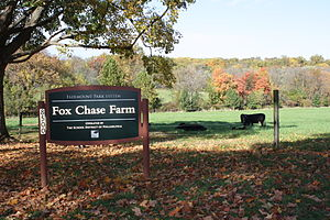 Fox Chase Farm - Image: Fox Chase Farm 01