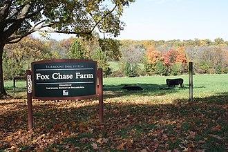 Fox Chase Farm - Image: Fox Chase Farm 01