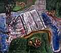 Frances Hodgkins The Weir.jpg