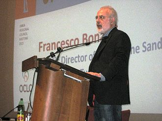 Francesco Bonami - Bonami (Florence, 2015)
