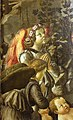 Francesco botticini, adorazione del bambino, 1470-80 ca. 03.jpg