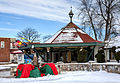 Frankenmuth Visitors' Center, Frankenmuth, Michigan, 2015-01-11 02.jpg