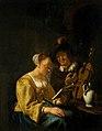 Frans van Mieris I - The Music Lesson GL GM 113.jpg