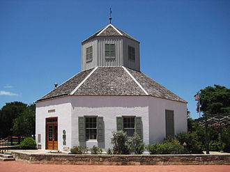 Architecture of Fredericksburg, Texas - Fredericksburg Vereins Kirche