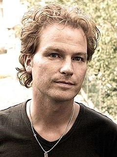 Fredrik Thomander Swedish songwriter, bassist and producer